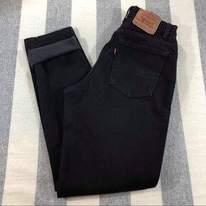Vintage Mom jeans Levi's 551 tapered leg